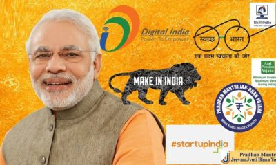 Narendra Modi govt-and-his-schemes