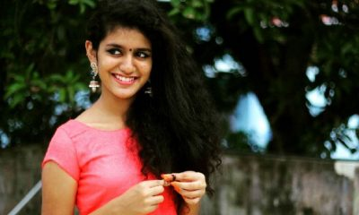 intesting facts of actress Priya Prakash Varrier
