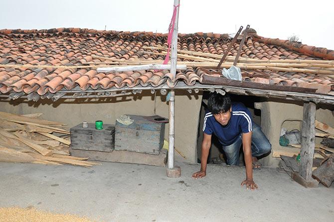 Anoop Raj startup-story