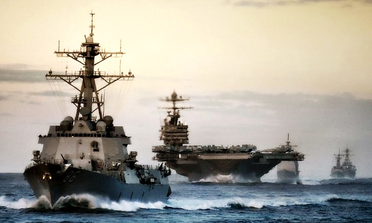 most powerful navies of the world