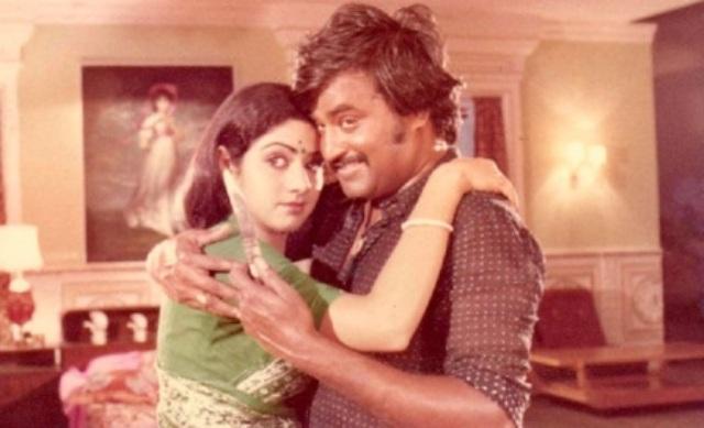 story-of-rajinikanth-and-sridevi