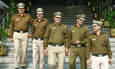Delhi Police Five Super Cops caught 500 proclaimed offenders