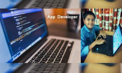aditya-choube-12-year-old-devloper-made-82-Mobile app
