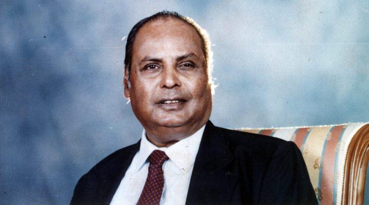 dhirubhai inspiration talk in mukesh ambani