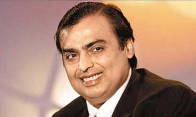 hirubhai inspiration talk in mukesh ambani
