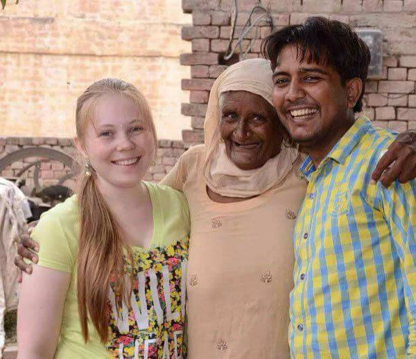 love story of foreign brides living in india