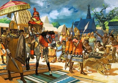 Muhammad Manasa Moses the richest man in history