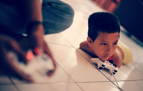 handicap 11-years-old-boy-tiyo-is-idol-to-the-world