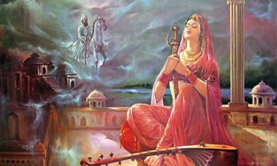 love story of Rani Roopmati and Bajbahadur