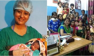 This Lady Doctor In Varanasi Do Not Charge Fees If Women Gives Birth To Baby Girl