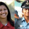 seventh female fighter pilot of the country